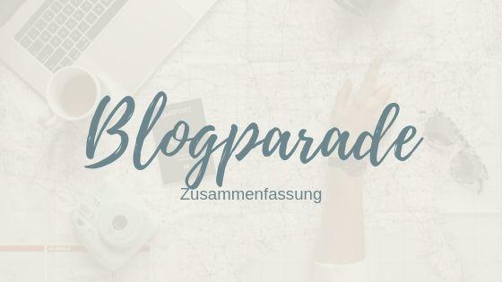 """Zusammenfassung meiner Blogparade """"Geld spielt (k)eine Rolle"""""""