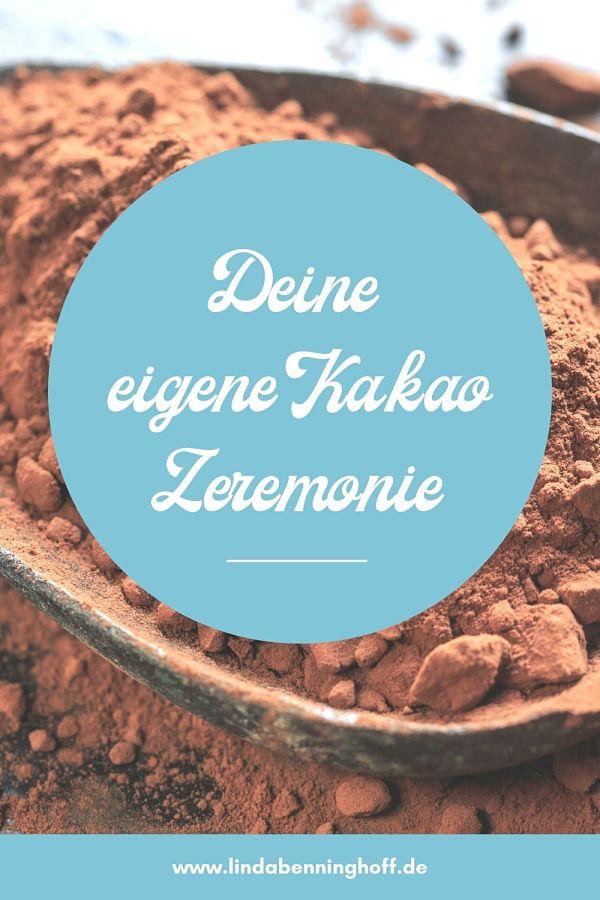 Pinterest eigene Kakaozeremonie pinnen