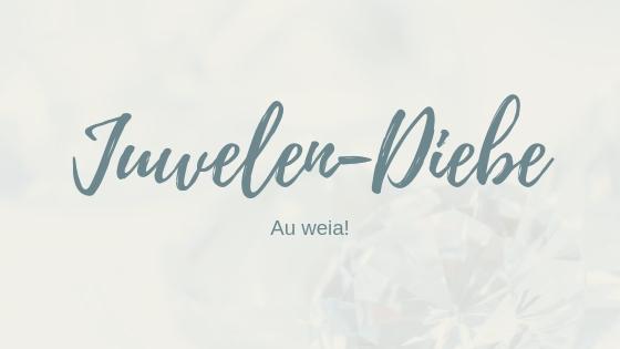 Juwelen-Diebe: Die Luxus-Variante vom inneren Schweinehund