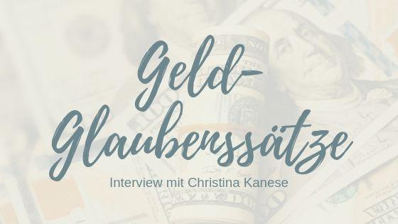 #mmm10: Mit Christina Kanese über Geld-Glaubenssätze