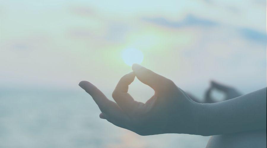 Meditation Affirmation Selbstliebe