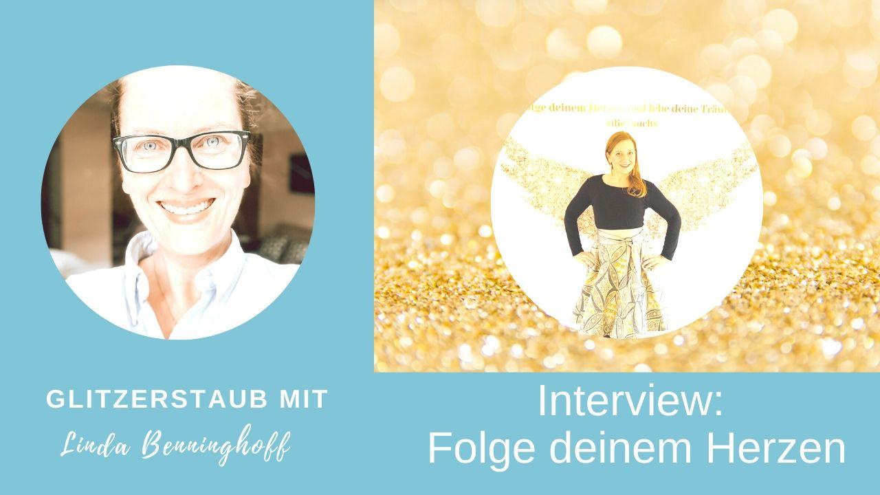 Glitzerstaub Interview Brigitta Tauch